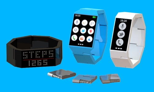 BUILD YOUR OWN SMARTWATCH
