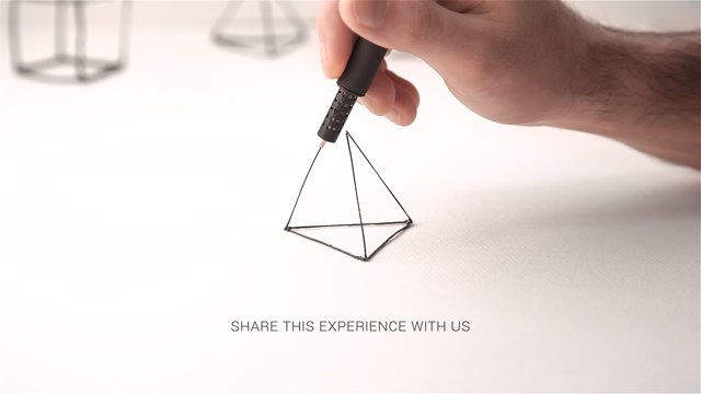 WORLD'S SMALLEST 3D-PRINTING PEN